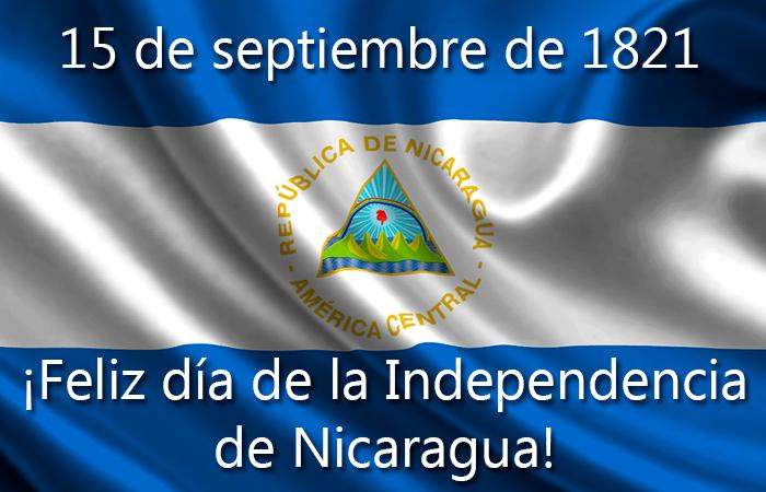 Independencia de Nicaragua in Google